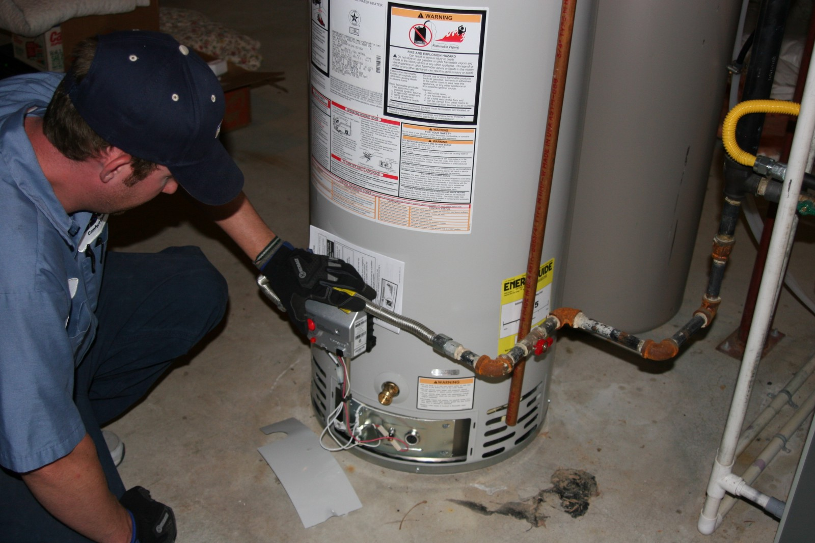 Heating and Air Conditioning Repair in Clarksville
